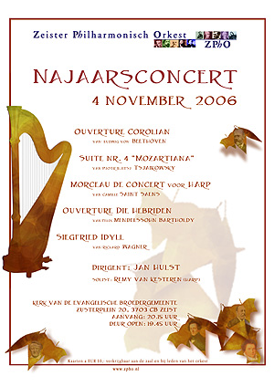 Poster najaar 2006