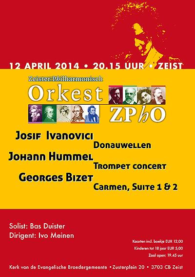 Concert voorjaar 2014