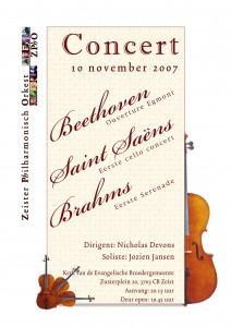 Poster november 2007