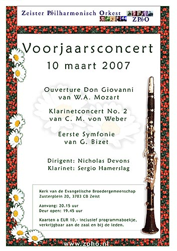 Poster voorjaar 2007