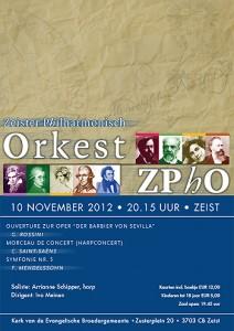 Poster najaar 2012