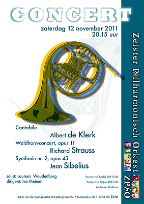 Poster najaar 2011
