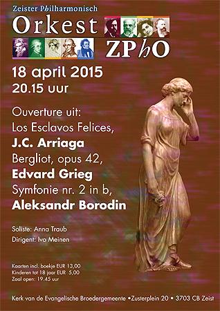 Concert voorjaar 2015